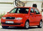 SKODA Fabia Hatchback 00-04 2000 coupe przedni lewy - Zdj�cia