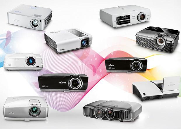 projektory Full HD