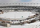 Jak si� zmienia Stadion �l�ski? Z wizyt� na placu budowy