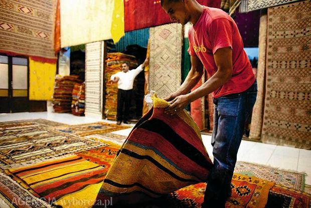 Hiszpanie jadą za chlebem do Maroko
