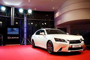 Polskie ceny Lexusa GS