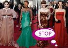 Oscary 2012: Najgorsze stylizacje gwiazd