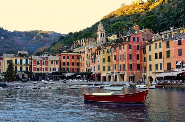 Portofino, Włochy/Fot. Shutterstock