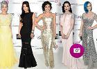 Oscary 2012: Stylizacje gwiazd na przyj�ciu Eltona Johna