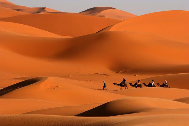 Tunezja pogoda