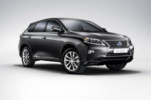 Salon Genewa 2012 | Lexus RX