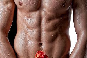 Gorący facet na Dzień Kobiet - zdjęcia!