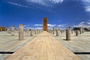 Maroko stolica - zabytki Rabatu