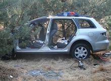 Łatwiej ukraść nowe niż stare auto. Policjant: Złodzieja odstraszają tylko laska i rygiel