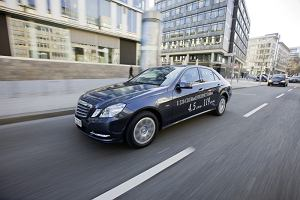 Nowe Mercedesy Blue Efficiency