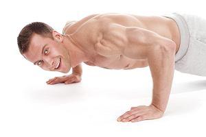 Mięśnie możesz wyrzeźbić w domu!
