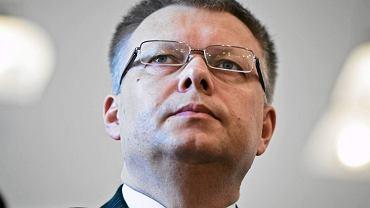 Kaczmarek: Mariusz Kami�ski to kozio� ofiarny. Na �awie oskar�onych powinni zasi���...