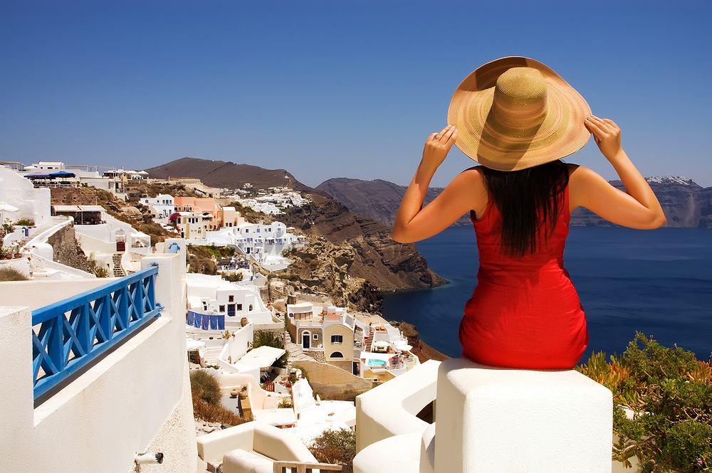 Grecja. Santorini - najlepsze widoki