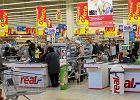Niemiecka prasa: Auchan przejmie polskie sklepy sieci Real?