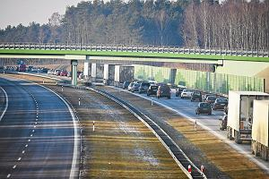 Jest pozwolenie na u�ytkowanie odcinka B autostrady A2