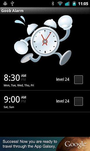 Goob Alarm