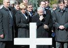 Politycy PiS przed Pałacem Prezydenckim [ROCZNICA W POLSCE]