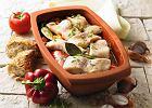 Bia�a ryba w warzywach