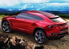 Salon Genewa 2017   Lamborghini   Urus prawie gotowy