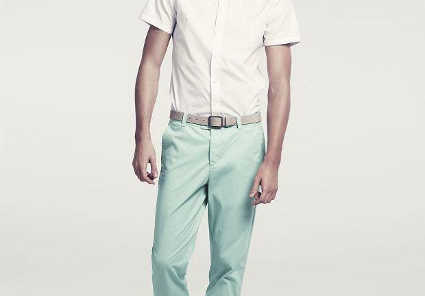 Spodnie z kolekcji H&M. Cena: ok. 100 zł