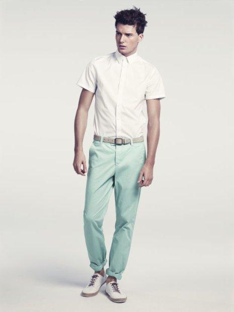 Spodnie z kolekcji H&M. Cena: ok. 100 z�