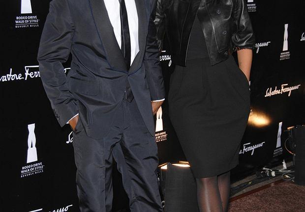 Styl: sportowe buty do garnituru: Kanye West
