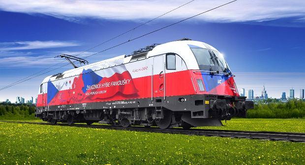 Czeski vlak do stolicy. Przyjedzie 20 tysi�cy Czech�w