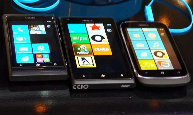 Nokia Lumia 800, 900 i 610 (Nokia Lumia 800, 900 i 610)