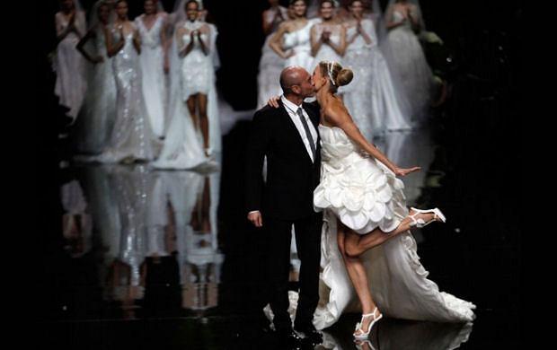 Kolekcja �lubna Elie Saab 2013 - delikatna i romantyczna
