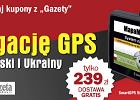 GPS z Map� Polski i Ukrainy za 239 z�