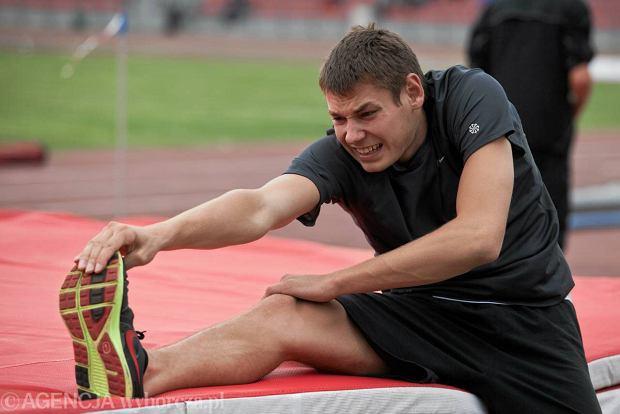 Dobre skoki i zwyci�stwo Wojciechowskiego
