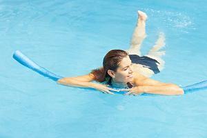 Ćwicz w wodzie!