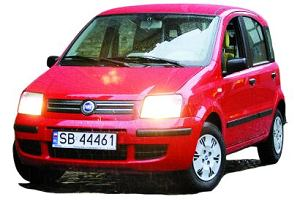 Fiat Panda (2003-2011) - opinie Moto.pl