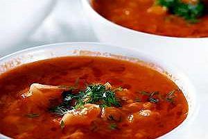 Solidne zupy z mi�sem - w sam raz na jesie�!