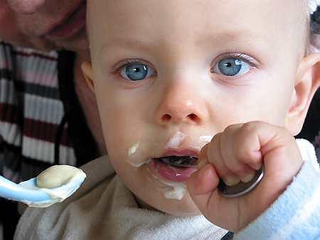 Brak apetytu u dziecka mo�e wynika� z wielu r�nych przyczyn
