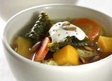 Zupa z kapusty po austriacku - ugotuj