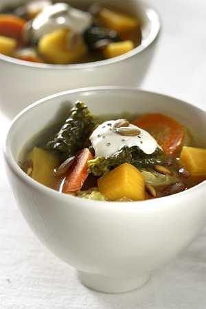 Zupa Z Kapusty Po Austriacku