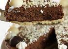 Tort czekoladowy z truflami