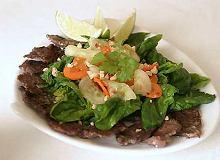 Sałatka z wołowiną po wietnamsku - ugotuj