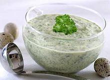 Sos zielony frankfurcki - ugotuj