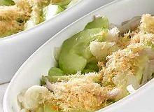 Sałatka ogórkowa z Tajlandii - ugotuj