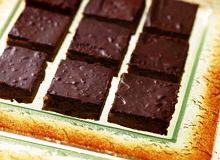 Brownie (ciastka mocno czekoladowe) - ugotuj
