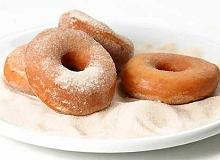 Doughnuts (ameryka�skie p�czki z dziurk�) - ugotuj