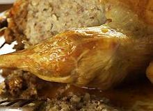 Kurczak po krakowsku z sałatą - ugotuj