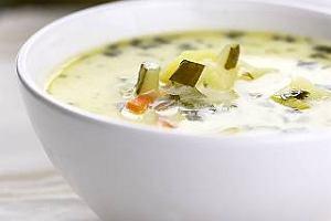 Tanie, gor�ce i po�ywne - przepisy na tradycyjne zupy