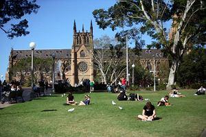 Odpocz�� w Sydney