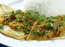 Sola w sosie kokosowym - ugotuj