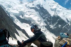 Dorota Leligdowicz, filozof, alpinistka, zdobywczyni Mont Blanc