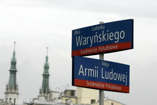 Ulice Lipowa, Dworcowa, Sarniaka do dekomunizacji? IPN chciał to sprawdzić