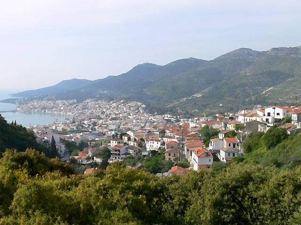 Samos - wyspa m�drc�w, oliwek i wina